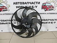 Крыльчатка вентилятора радиатора Seat Cordoba, Ibiza 3, Skoda Fabia, Fabia 2, Roomster, VW Polo OE:6Q0121206D