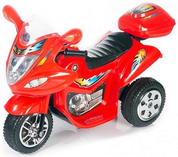 Детский электромотоцикл Babyhit Little Racer цвет красный
