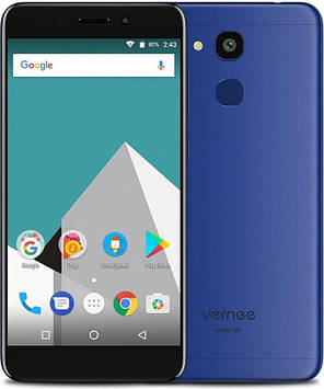 Смартфон Vernee M5 4/32GB Blue