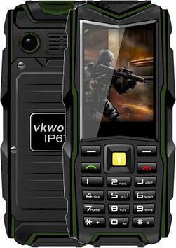 Мобильный телефон Vkworld Stone V3 NEW green