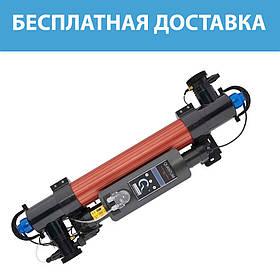 Ультрафіолетова фотокаталітична установка Elecro Quantum Q-65-EU з дозуючим насосом