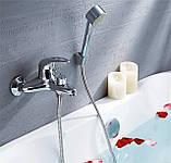 Смеситель для ванны ZEGOR NHK-3, фото 4