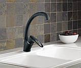 Смеситель для кухни ZEGOR DYU-4A KB, фото 4