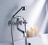 Смеситель для ванны ZEGOR DAK-3, фото 4