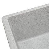 Мойка для кухни из камня Solid Vega Серый, фото 3