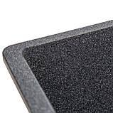 Мойка для кухни из камня Solid Vega Черный, фото 4