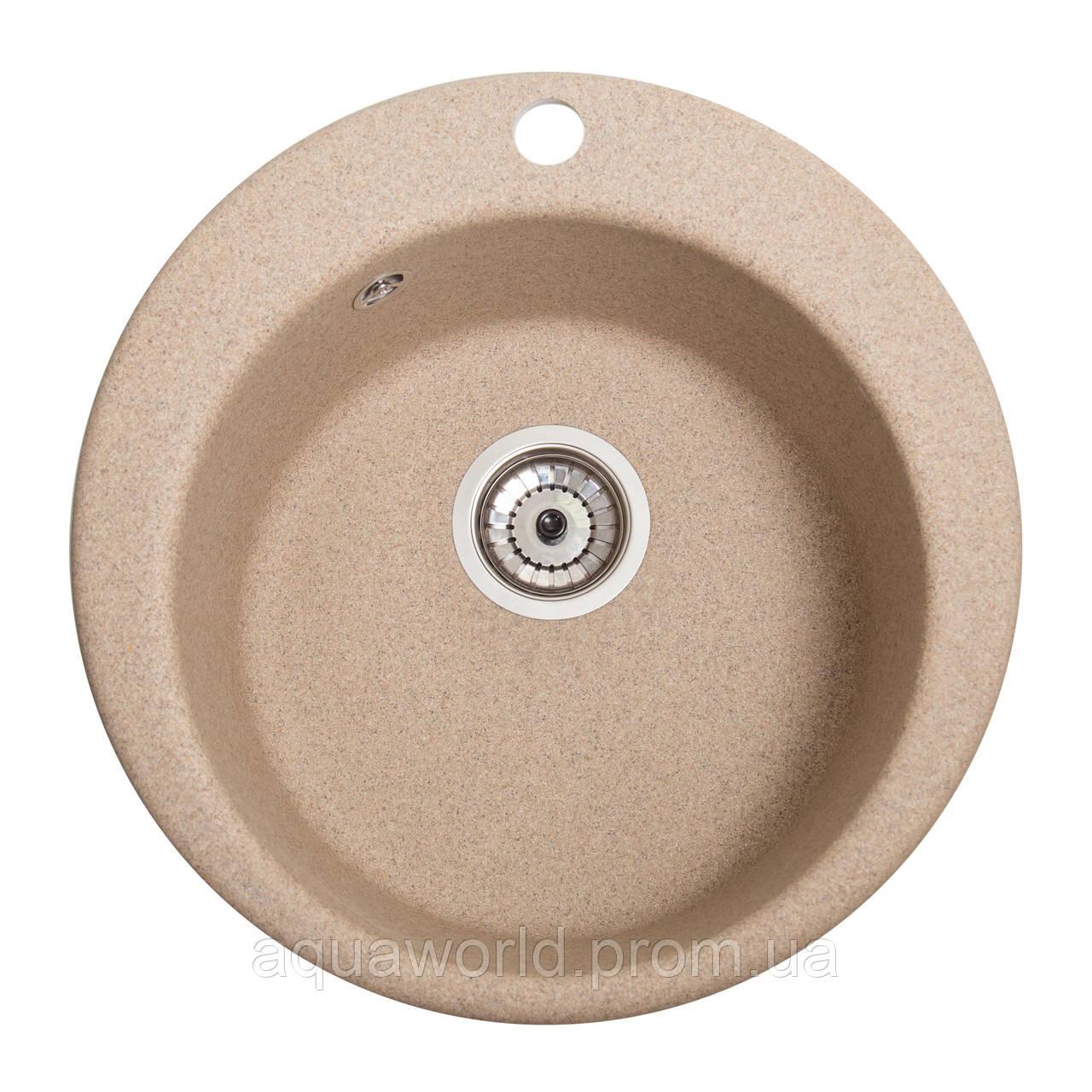 Мойка для кухни из камня Solid Pony Песок