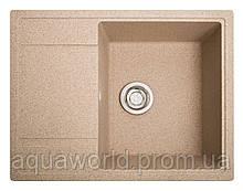 Мойка для кухни из камня Solid Optima Песок