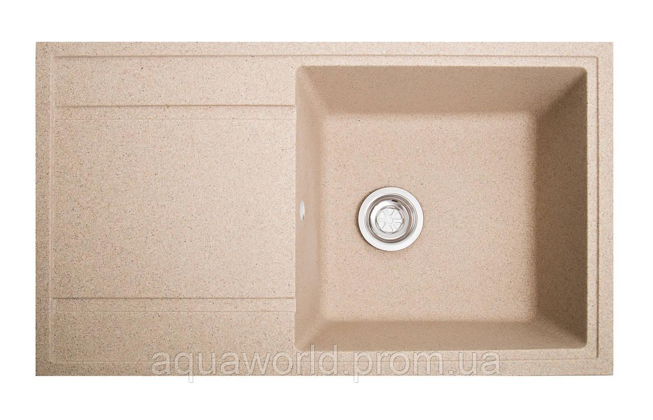 Мойка для кухни из камня Solid Total Песок