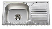 Мойка кухонная ZEGOR MD-7642L/R