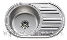 Мойка кухонная ZEGOR MD-7750L/R