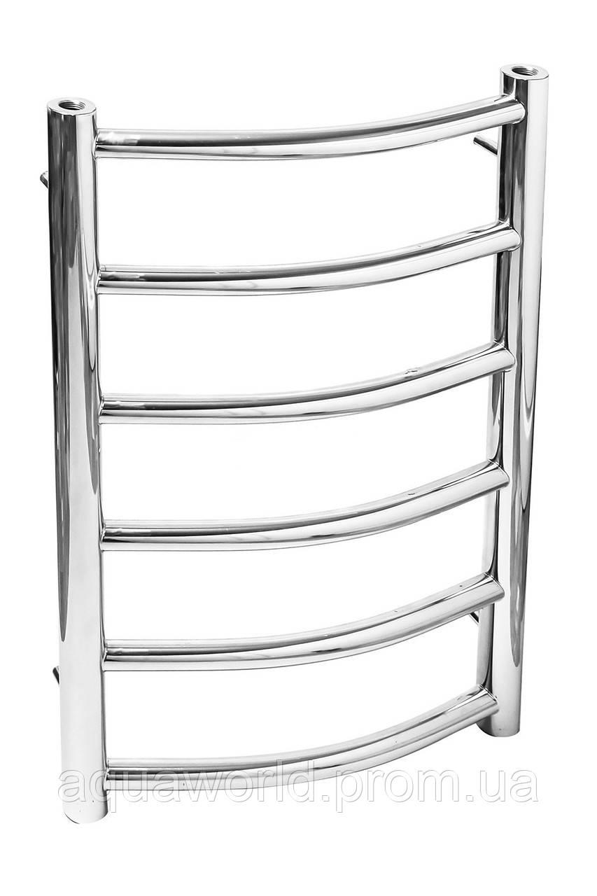 Полотенцесушитель Лестница волна 500х900