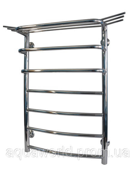 Полотенцесушитель Лестница Каскад с крючками 500х1000