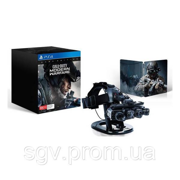 Call of Duty Modern Warfare Dark Edition PS4 (Ограниченное издание с прибором ночного видения)