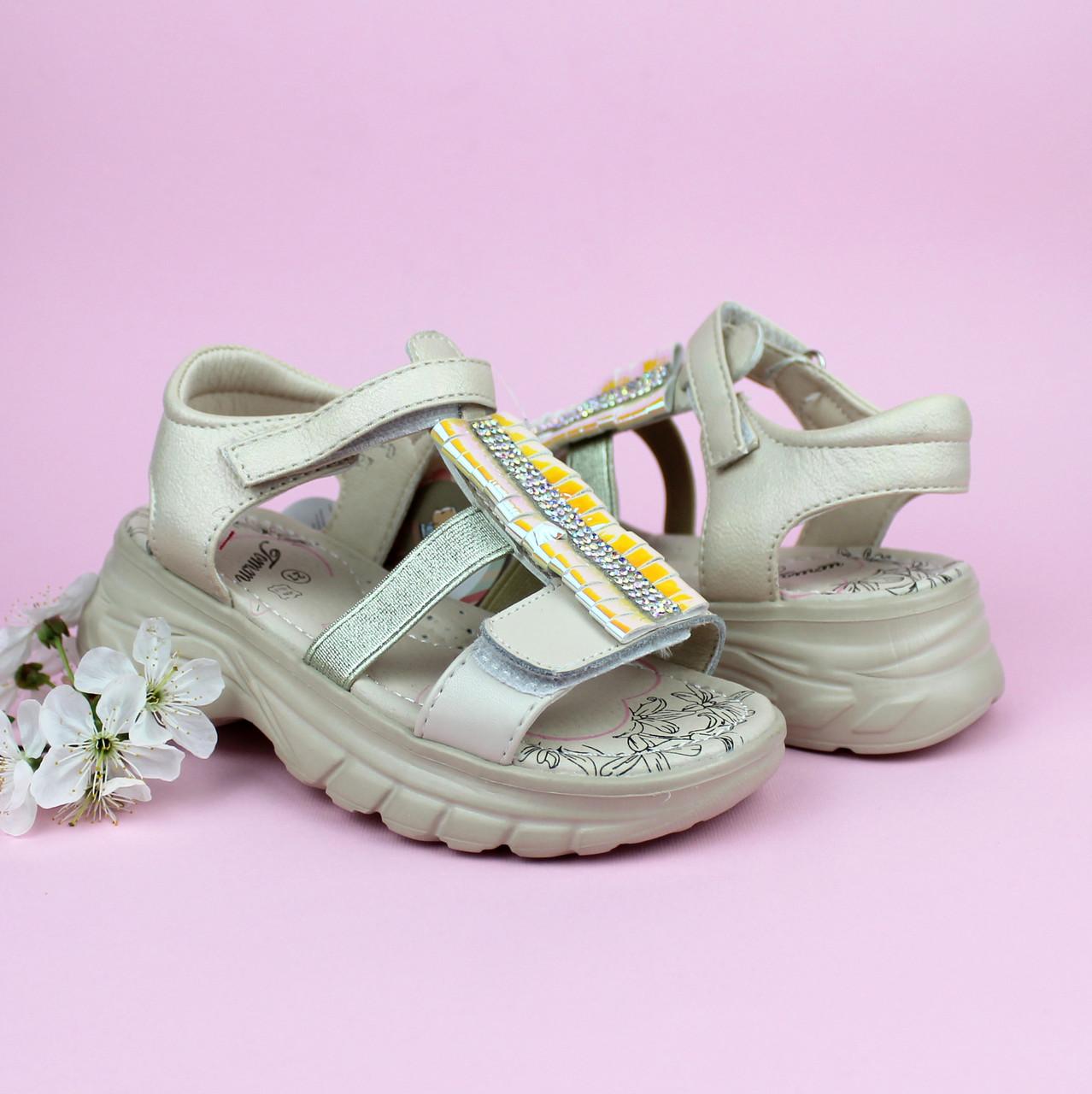 Сандалии босоножки на девочку повседневная обувь Том.М размер 27,28,29,30,32