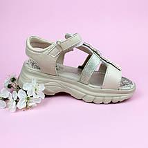 Сандалии босоножки на девочку повседневная обувь Том.М размер 27,28,29,30,32, фото 3