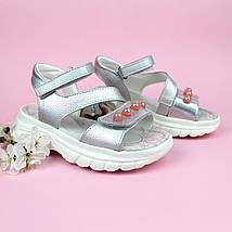 Сандалии девочке на липучках бренд Том.м размер 29,30,32, фото 3