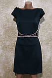 "Молодежное черное платье ""Оксфорд"" от фирмы Ирена Ричи. Молодіжна сукня чорного кольору от Ірена Річі, фото 5"