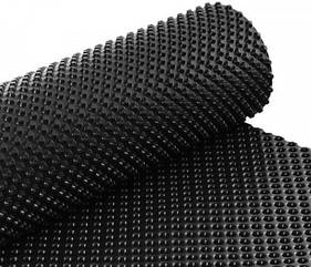 Шиповидна дренажна геомембрана Ізоліт Profi 0,5мм Изолит Профи 500г/м.кв. 2.0х20м