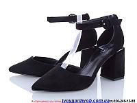 Стильные туфли женские Mei De Li каблук 8см (р.36-40) 37