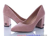 Стильные туфли женские Mei De Li (р.36-40) 40