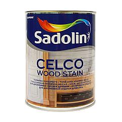 Sadolin Celco Wood Stain Бесцветный - Морилка на водной основе для декоративной отделки древесины