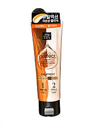 Поживна маска для волосся 2 в 1 Mise En Scene Perfect 2X Intensive treatment