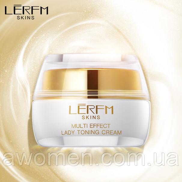Крем для лица Lerfm Skin Lady TONING с азиатской центеллой и гиалуроновой кислотой 30 g