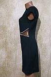 """Молодёжное изумрудное платье """"Оксфорд"""" от фирмы Ирена Ричи. Молодіжна ізумрудна сукня від Ірена Річі., фото 3"""