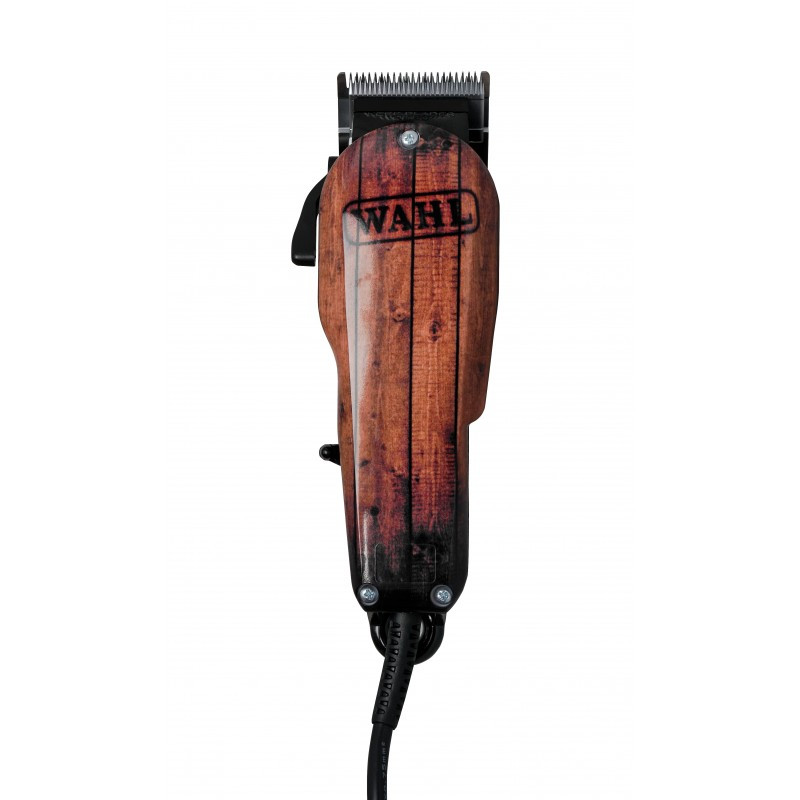 Машинка для стрижки Wahl Super Taper Wood Limited Edition ‎08470-5316