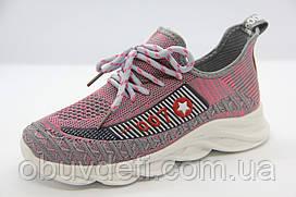 Кроссовки в сетку для девочки  lilin shoes 32р. по стельке 19,5см