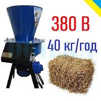 Сенорезка-соломорезка СНР-30 (380 в, 1,1 кВт)