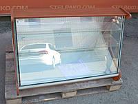 Гастрономическая настольная витрина «Днепрторг» 1.0 м. (Украина), детали завдоские, Б/у, фото 1
