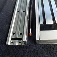 Електромагнітний замок для металевих дверей YM-180, фото 1