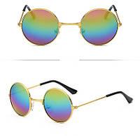 Детские солнцезащитные очки HAPTRON YJ-KD-00111212 радужно-золотистый