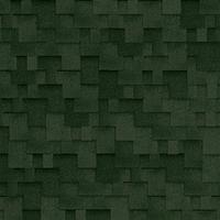 "Битумная черепица ""Shinglas"" Джайв аккорд ( зелёный ), фото 1"