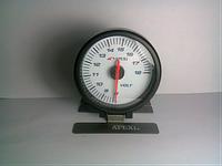 25601 AP BL Вольтметр на ножке, стрелочный диам.60мм.черный