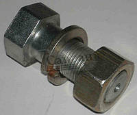 Болт М18х1,5х45х30 ( специальный  в сборе) поворотный  круг). 8602-2822021-40