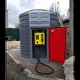 Автоматическая топливораздаточная колонка BarrelBox-ID с учетом топлива на ПК BID56M, фото 5