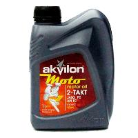 Масло моторное AKVILON 2T 1л (C66B22)