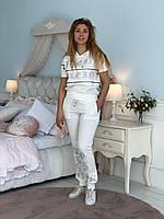 Женский брендовый спортивный костюм (Турция, Zanardi); разм 42,44,46,48