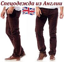 Фирменные рабочие брюки джинсы. Спецодежда мужская.