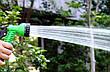 Садовый шланг для полива Magic Hose растягивающийся до 22.5 метров с распылителем, фото 2