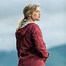 Оригинал Женская тактическая мембранная куртка 5.11 WOMENS AURORA SHELL JACKET, Sangria 38077 Medium, фото 2
