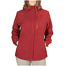 Оригинал Женская тактическая мембранная куртка 5.11 WOMENS AURORA SHELL JACKET, Sangria 38077 Medium, фото 5