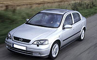 Запчасти для Opel Astra G