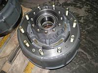 Ступица заднего колеса в сборе с тормозным барабаном(ЕВРО). 65115-3104007