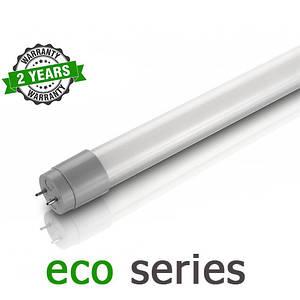 LED лампа T8 G13 9Вт 600 мм 4000-4500K/6000-6500K серия ЕСО (упаковка 30 шт)