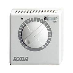 Термостат Icma кімнатний електромеханічний On-Off №P311
