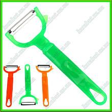 Нож экономка для овощей и фруктов прямой L16.5см лезвие 5см